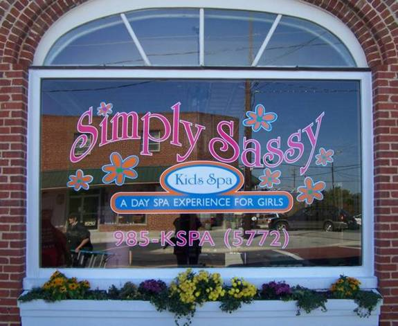 The Importance of Color When Designing Window Lettering