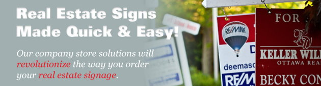 The Ultimate Signage Solutions for Real Estate