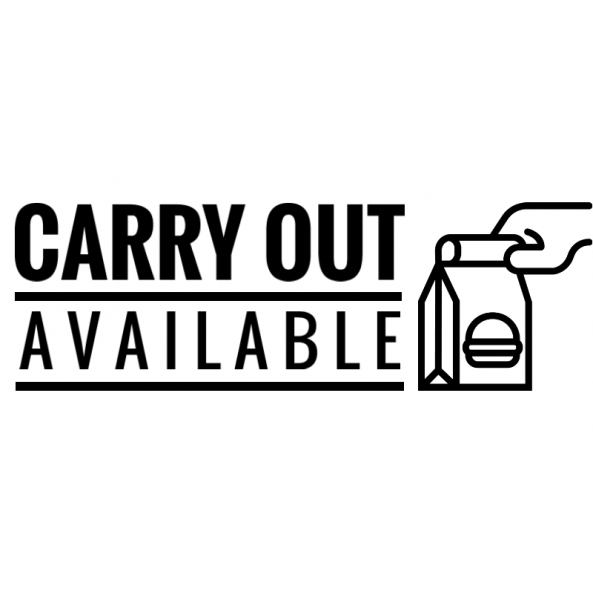 Carry Out Banner