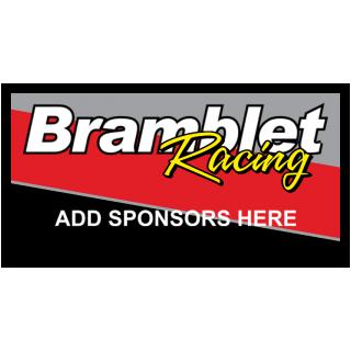 Bramblet Racings Add Sponsors Here