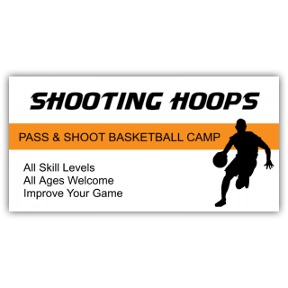 Shooting Hoops Basketball Camp