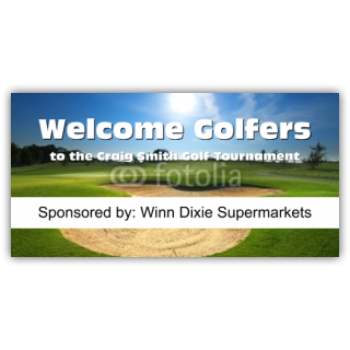 Welcome Golfers to The Craig Smith Golf Tourney