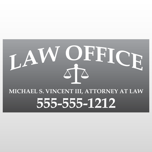 Legal 271 Window Lettering