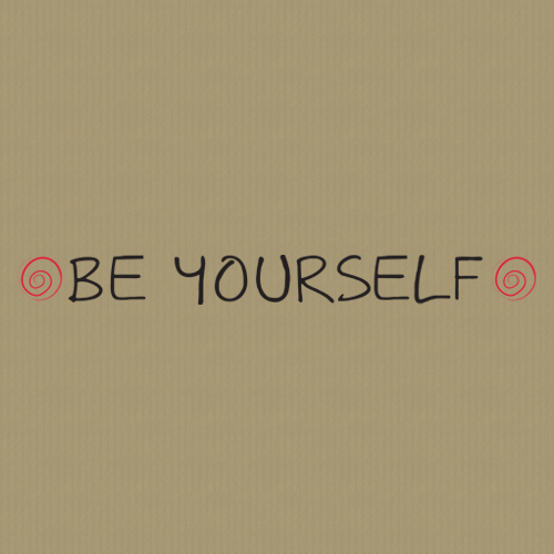 Yourself 243 Wall Lettering