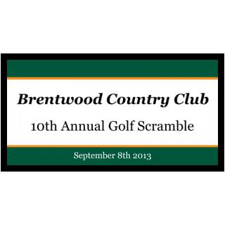 Brentwood Country Club Annual Golf Scramble