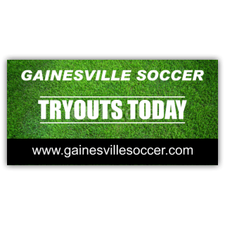 Gainesville Soccer Tryouts Today