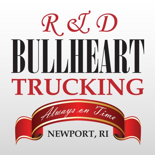 Bull Heart 318 Truck Lettering