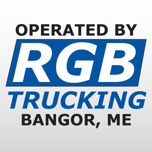 RGB 342 Truck Lettering