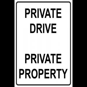 Private Drive/Property