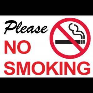 Please No Smoking - Script