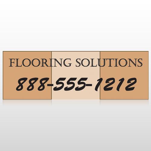 Flooring 239 Sign Custom