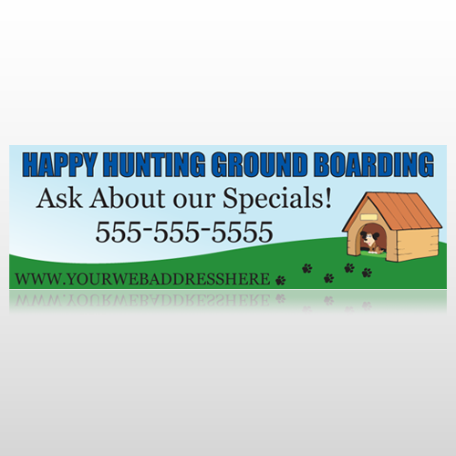 Hunting 301 Custom Decal