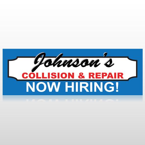 Repair 299 Custom Sign