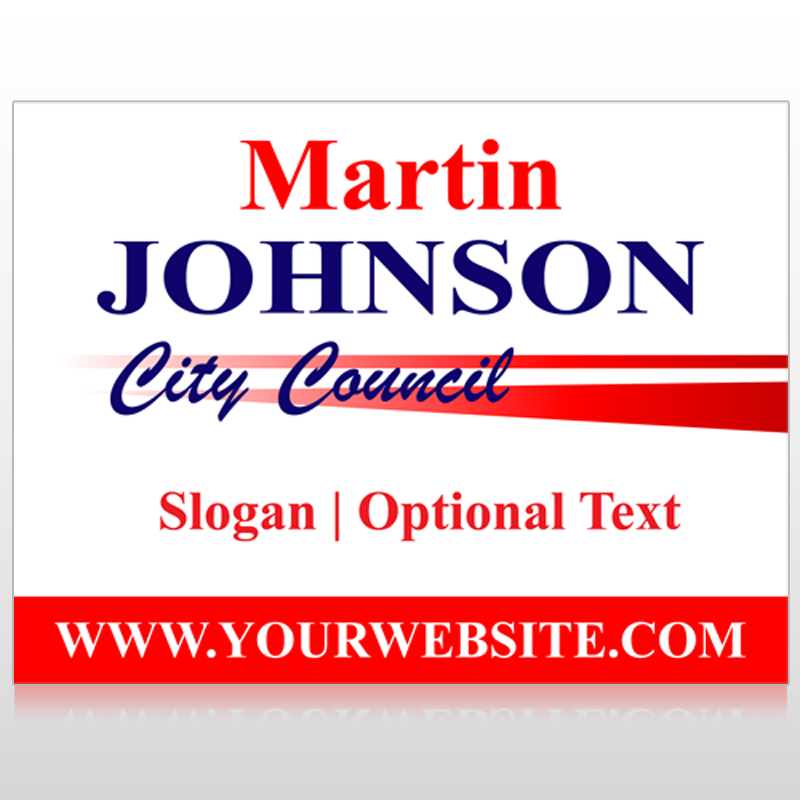 City Council 310 Sign