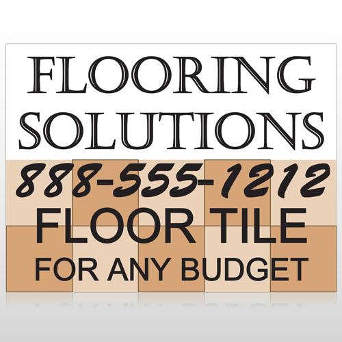 Flooring 239 Floor Decal