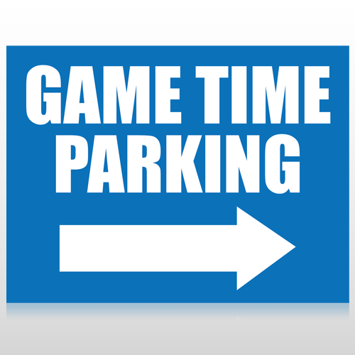 Parking 298 Custom Sign