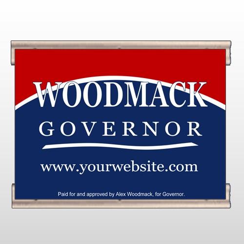 Governor 308 Track Banner