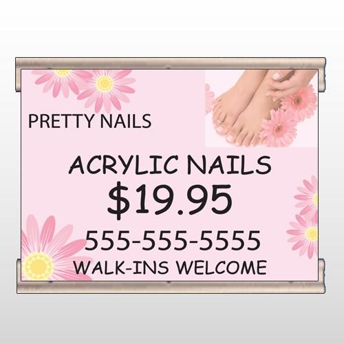 Nail Salon 291 Track Banner