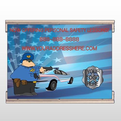 Police Thanks 429 Track Banner