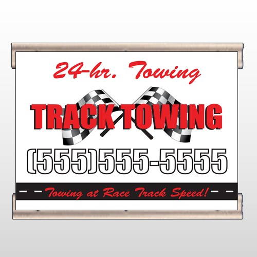 Towing 311 Track Banner