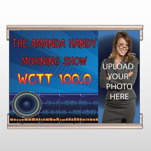 Auto Mart 114 Track Banner
