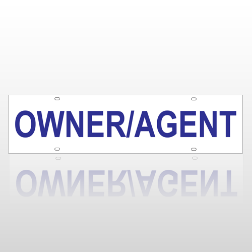 Owner\Agent Rider