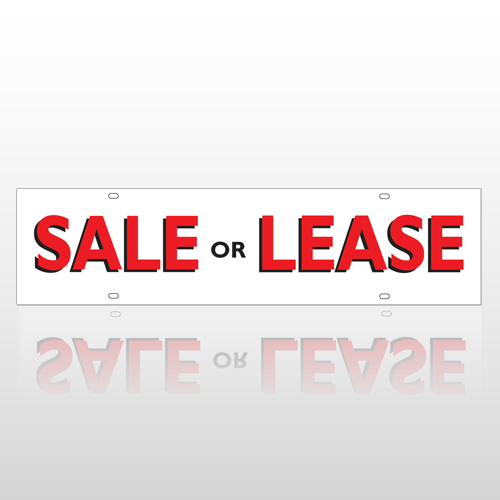 Sale Or Lease Rider