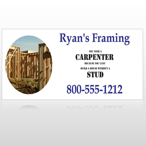 Framing 240 Site Sign