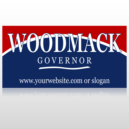 Governor 132 Site Sign