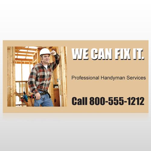 Handyman 240 Site Sign