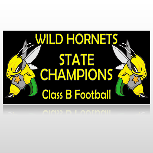 Hornet 44 Site Sign