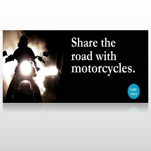 Motorcycle 106 Custom Sign