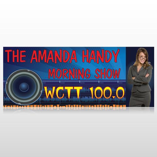 AMP Morning Show 439 Custom Banner