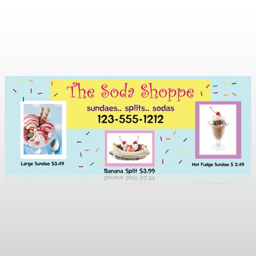 Ice Cream 374 Banner