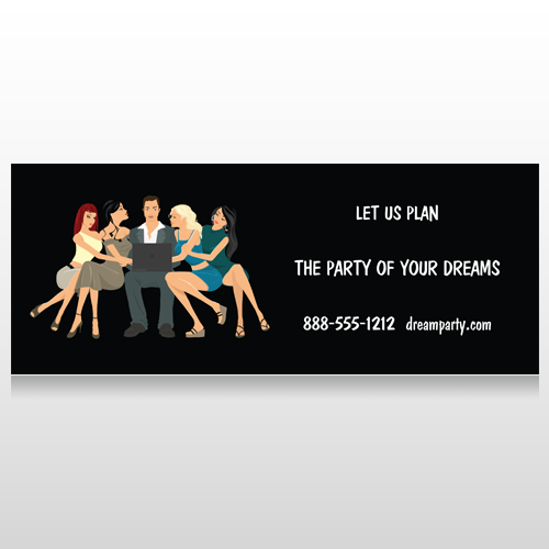 Party Planning 519 Banner
