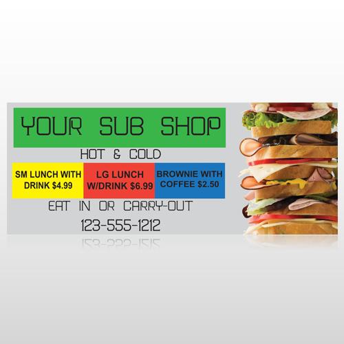 Sandwich 375 Banner