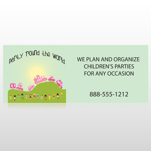 World Party Plan 520 Banner
