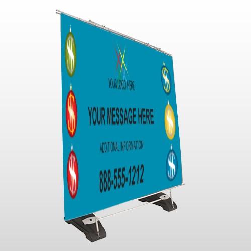 Insurance 176 Exterior Pocket Banner Stand