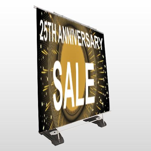 Sale 55 Exterior Pocket Banner Stand