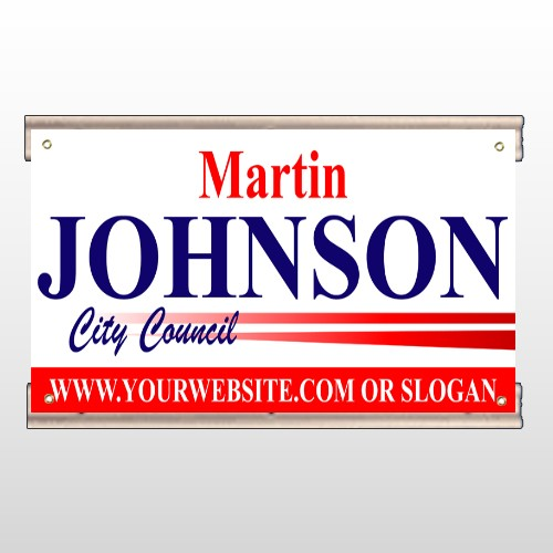 City Council 133 Track Banner