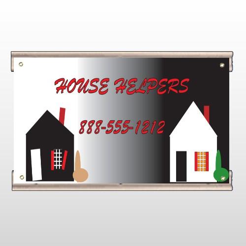 Househelper 245 Track Banner