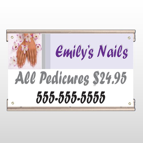 Nails 295 Track Banner