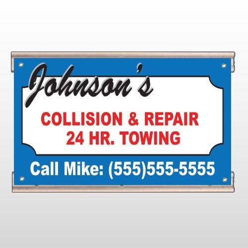 Repair 124 Track Banner