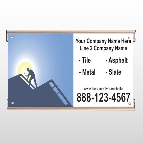 Roofing 258 Track Banner