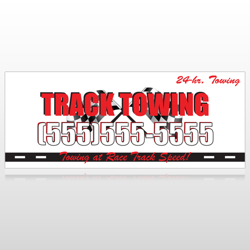 Towing 126 Banner