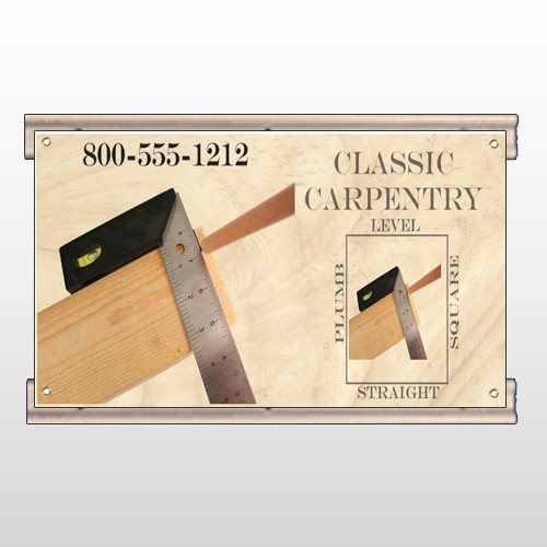 Carpentry 238 Track Sign