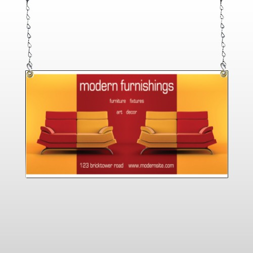 Art Furnishing 535 Window Sign