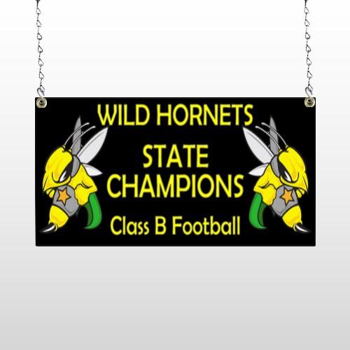 Hornet 44 Window Sign