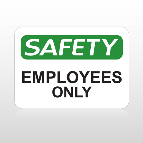OSHA Safety Employees Only