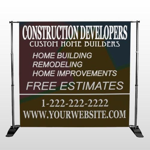 Chimney 632 Pocket Banner Stand